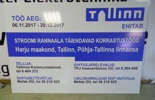 Ehituse objektisilt - Tallinn