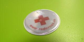 Punase Risti helkur