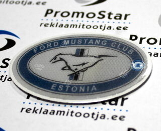 Ford Mustang Club - HELKUR