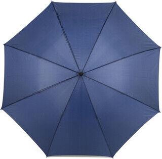 Umbrella with reflective edge
