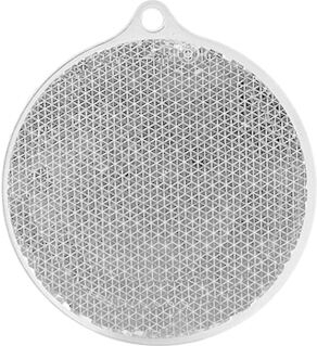 Reflector round 55x61mm clear
